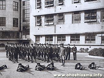 小樽高商軍事教練事件